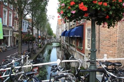 Canali a Delft