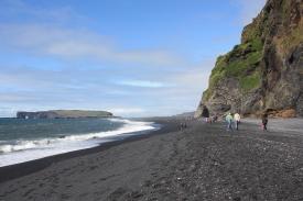Spiaggia nera di Vik