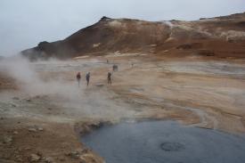 Campo Geotermale di Hverir