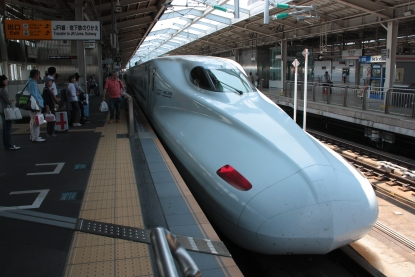 Shinkansen, l' alta velocità giapponese