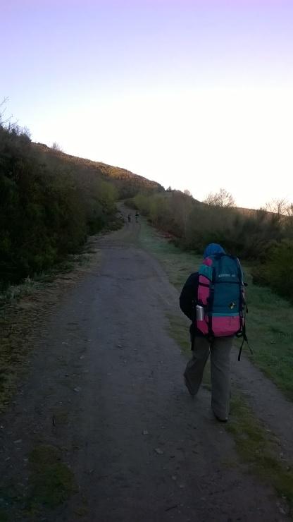 Percorso del Cammino di Santiago de Compostela