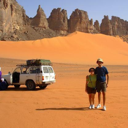 Deserto del Sahara Libico