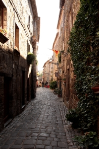Historic village of Bolsena
