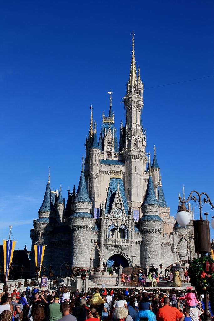 Castello a Walt Disney Park