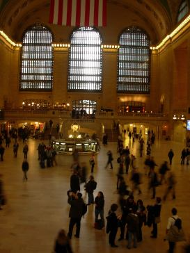 Main Concourse of Grand Central Terminal