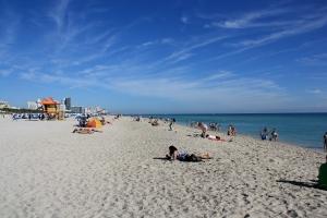 South beach a Miami