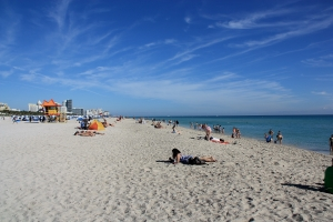 South beach a Miami