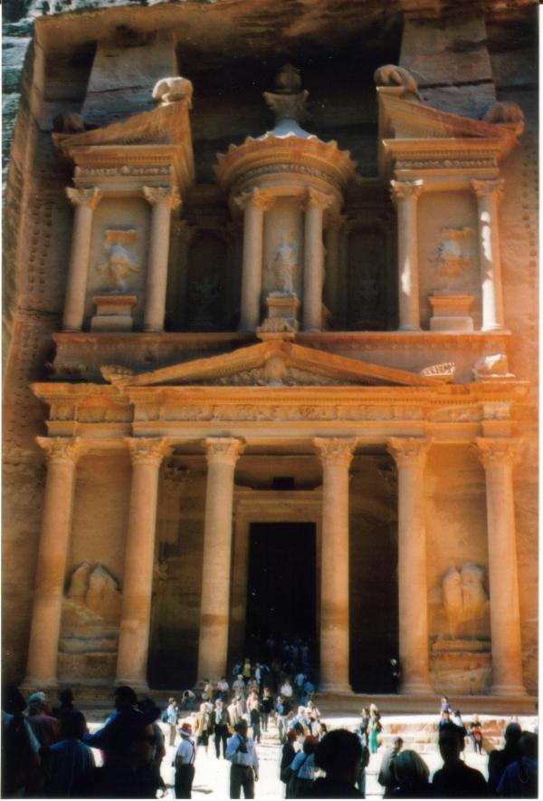 El Khasneh Petra