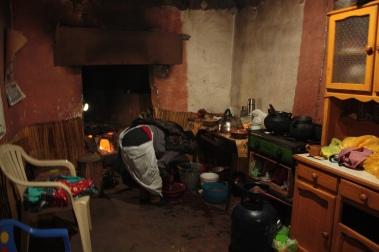 Habita en la isla de Amantani - Lago Titicaca