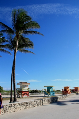 Beach Lifeguards Miami