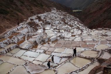 La sal de Maras