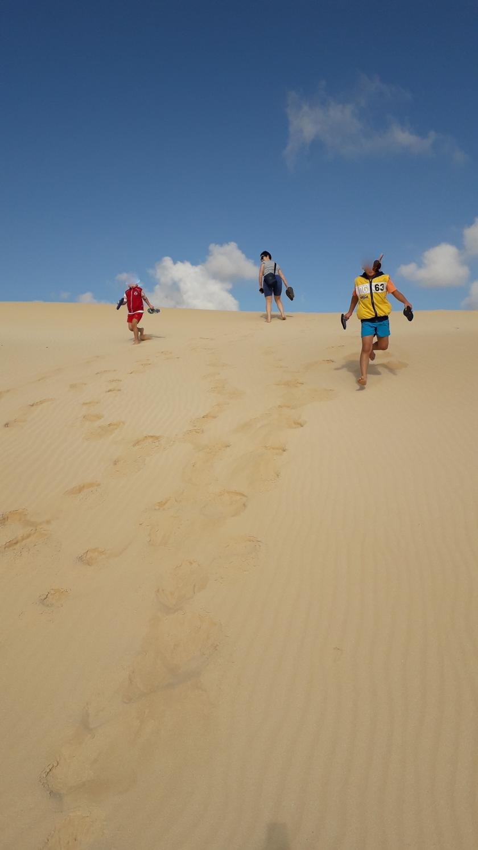 Corsa dalle dune di Corralejo