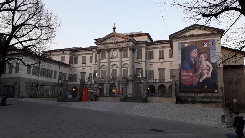 Academia Carrara de Bérgamo