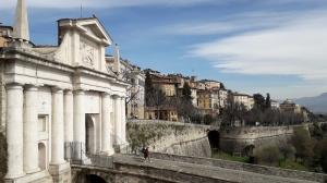 Bergamo le Mura Venete.