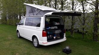 Camper Van a noleggio
