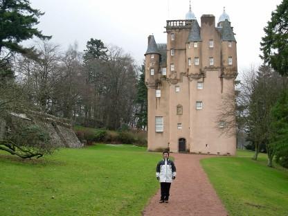 Craingevar Castle