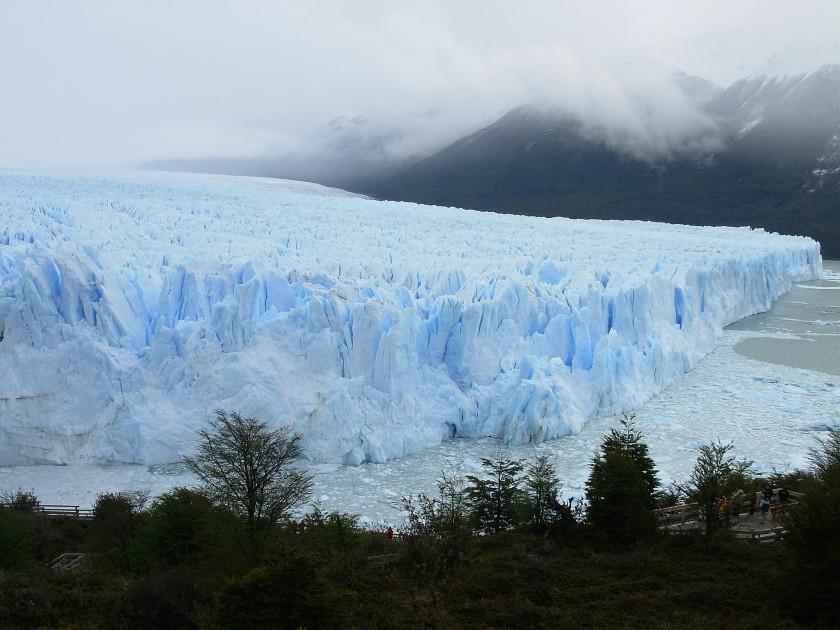 Fronte del Perito Moreno