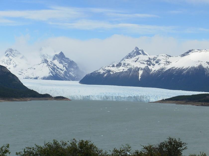 Ghiacciaio del Perito Moreno in Argentina