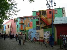 La Boca a Buenos Aires