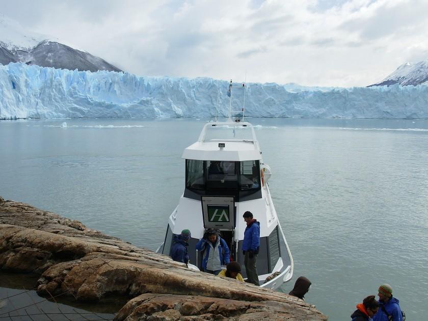 Laguna del Perito Moreno