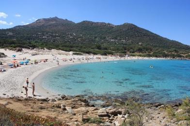 Corsica spiaggia di Bodri