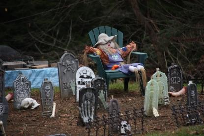 Giardini di Halloween