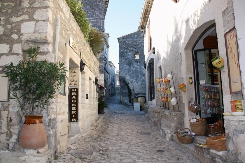 Les Beaux en Provence