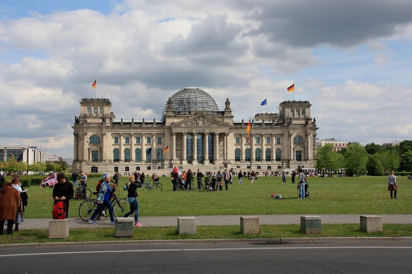 Berlino Bundestag