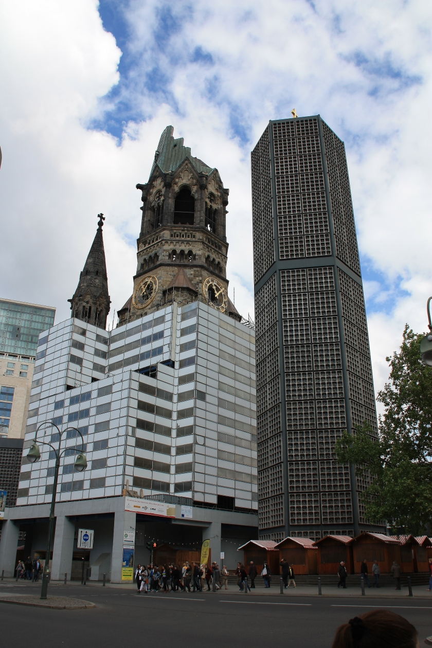 Berlino Kaiser Wilhelm Gedachtniskirche