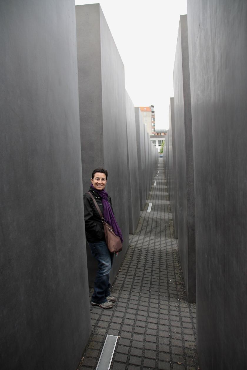 Berlino Memoriale dell' Olocausto