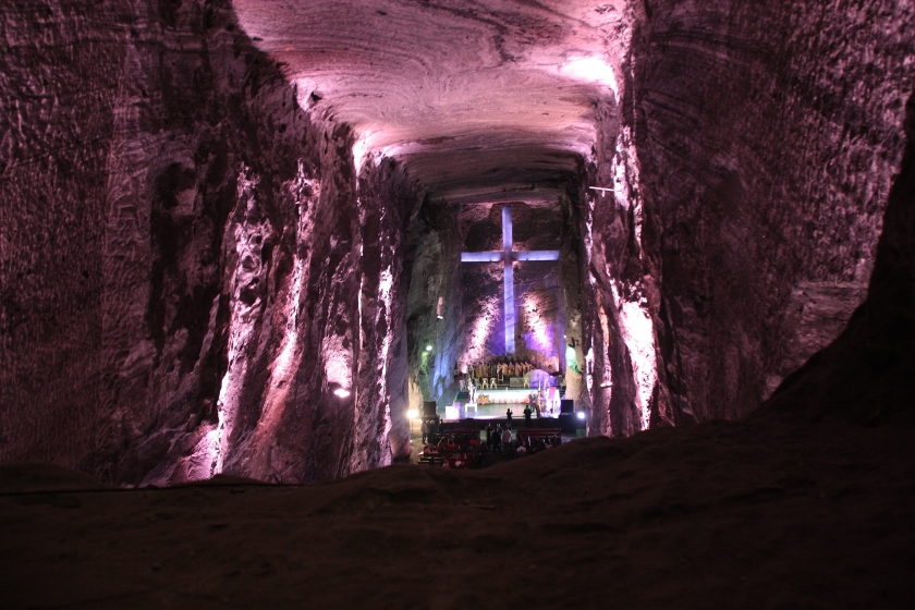 Zipaquira Catedrale de Sal