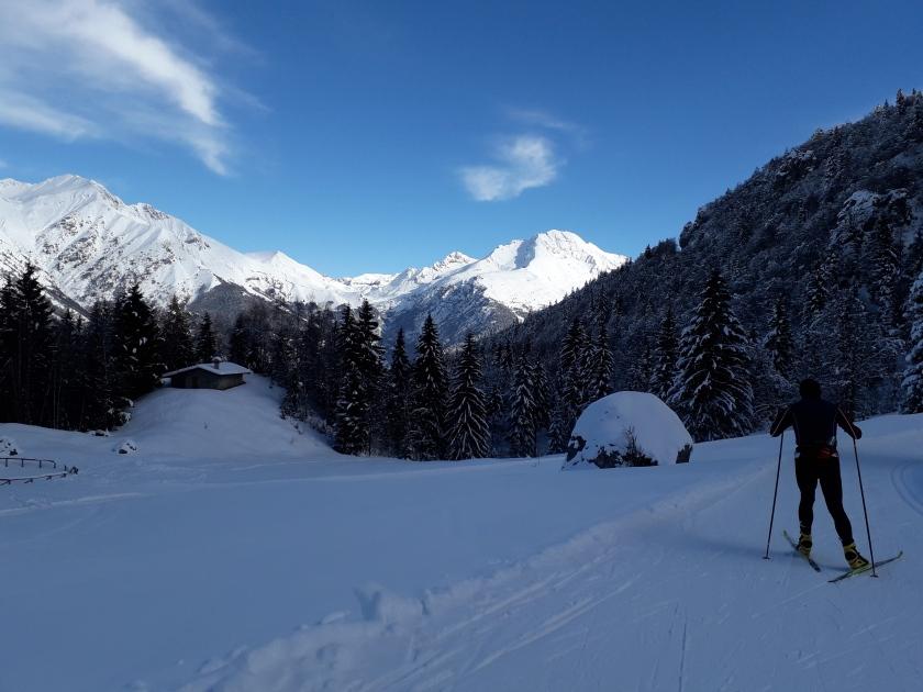 Pista Val Serina Passo di Zambla