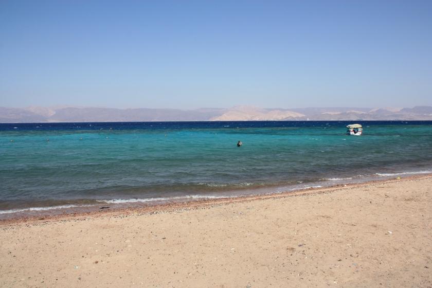 Mar Rosso ad Aqaba