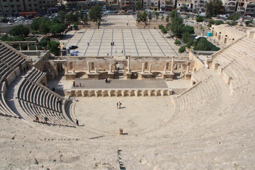 Teatro Romano ad Amman