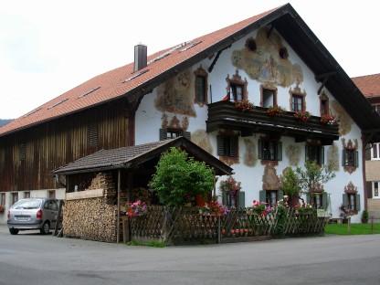 Case di Oberammergau
