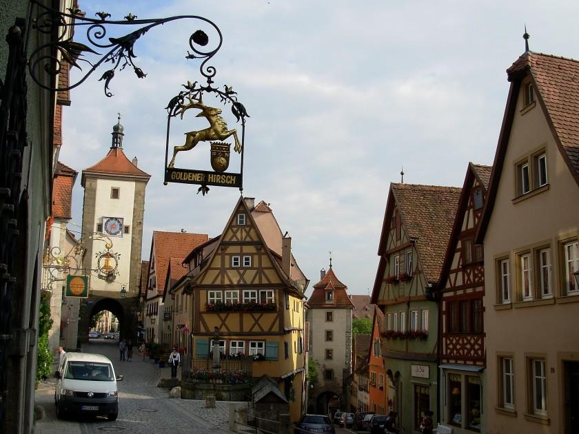 Rothemburg ob der Tauberg