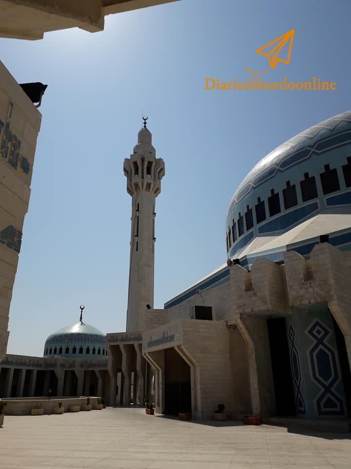 Moschea di Re Abdullah ad Amman