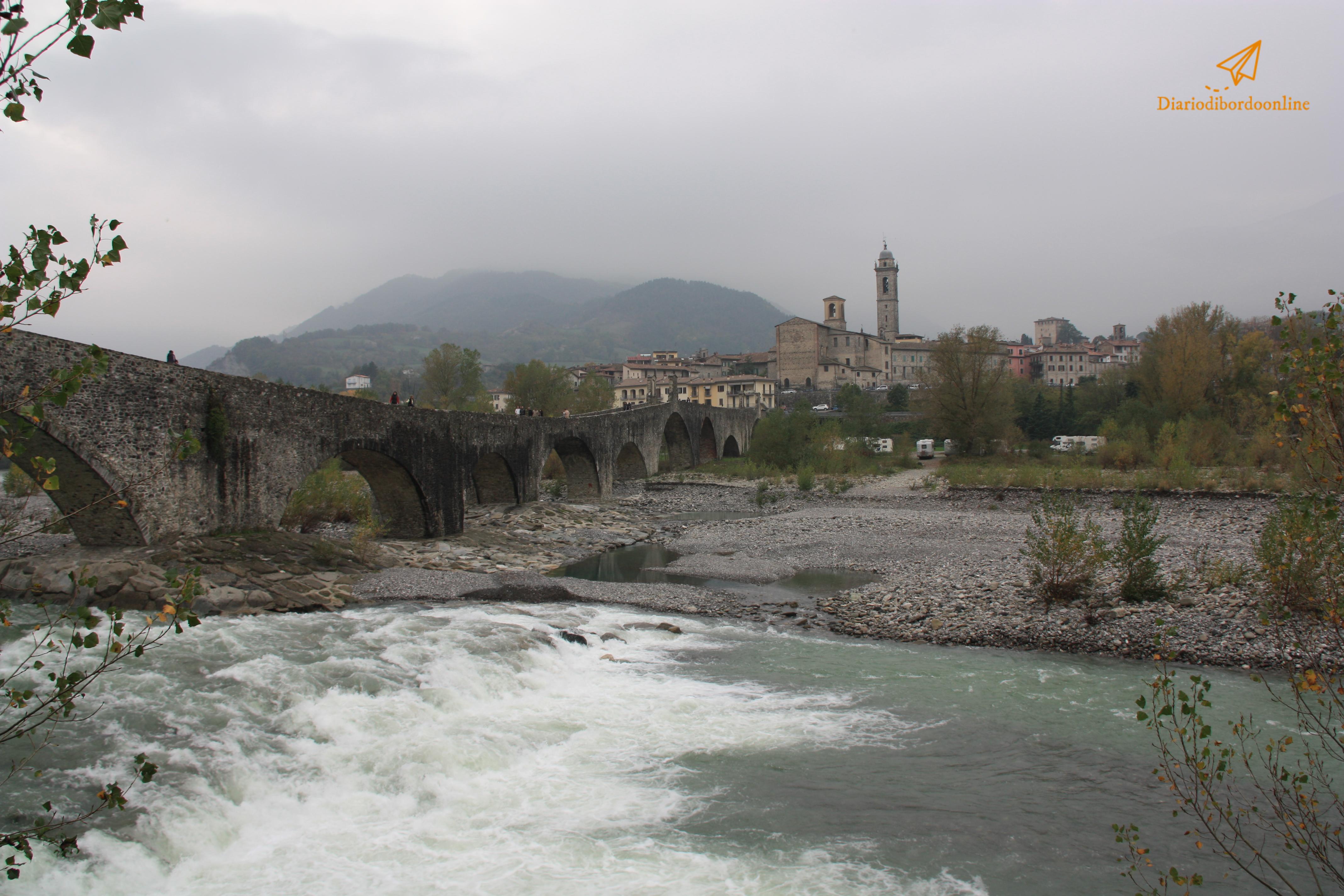 Ponte sul fiume Trebbia a Bobbio