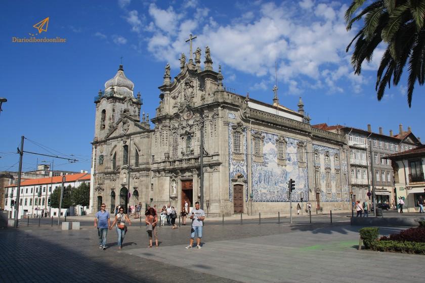 Chiesa a Oporto