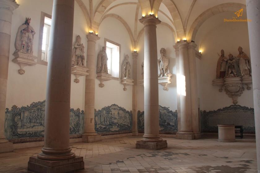 Interno del Monastero di Alcobaca