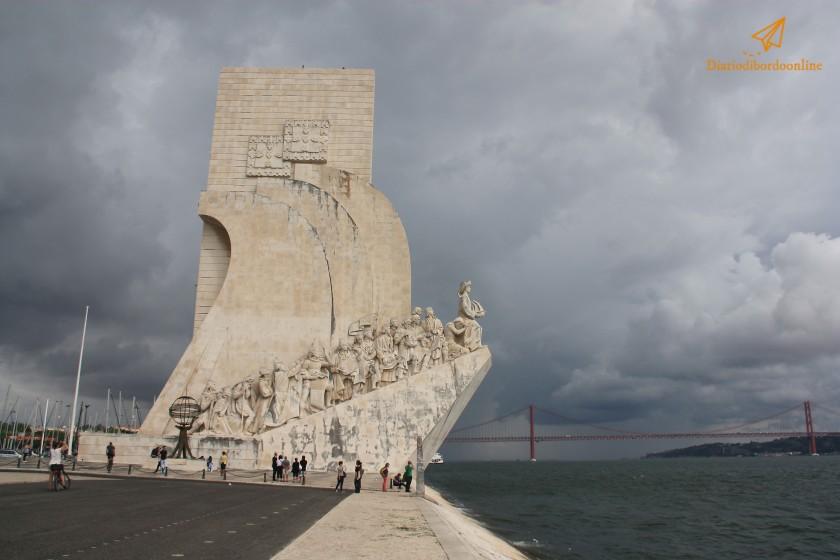 Monumento a Lisbona
