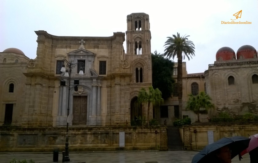 Palermo Chiesa di Santa Maria dell' Ammiraglio