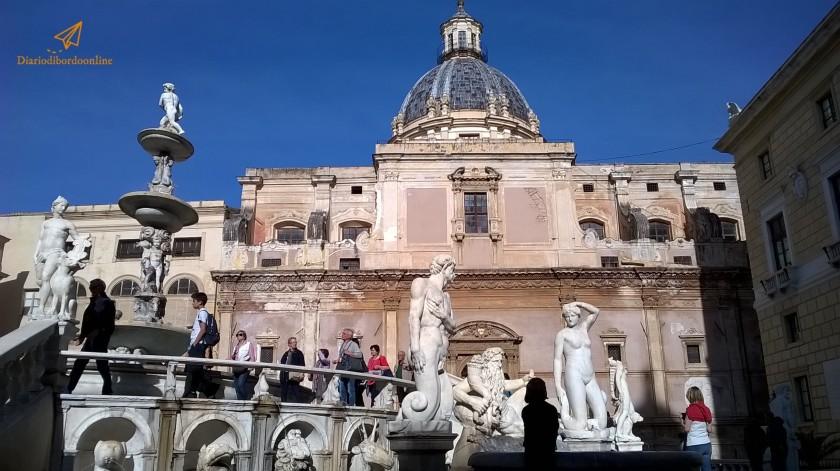 Palermo Fontana Preotoria