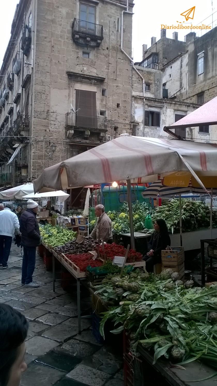 Palermo mercato di Ballarò