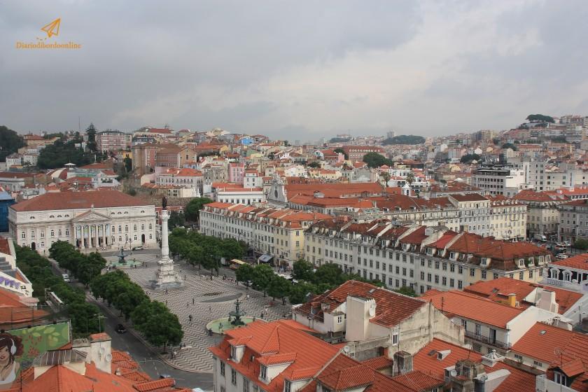 Vista di Libona