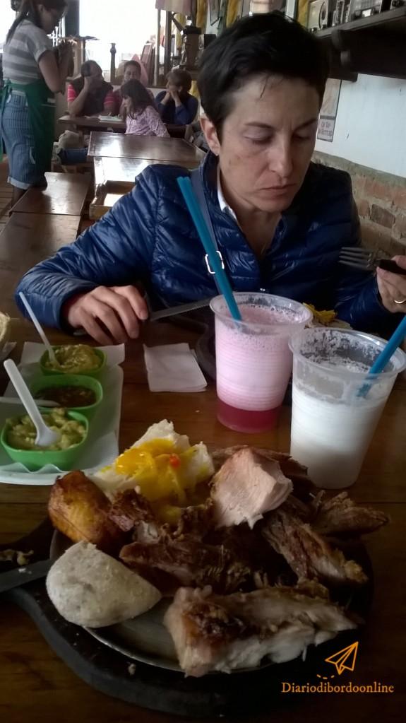 Succhi di frutta in Colombia