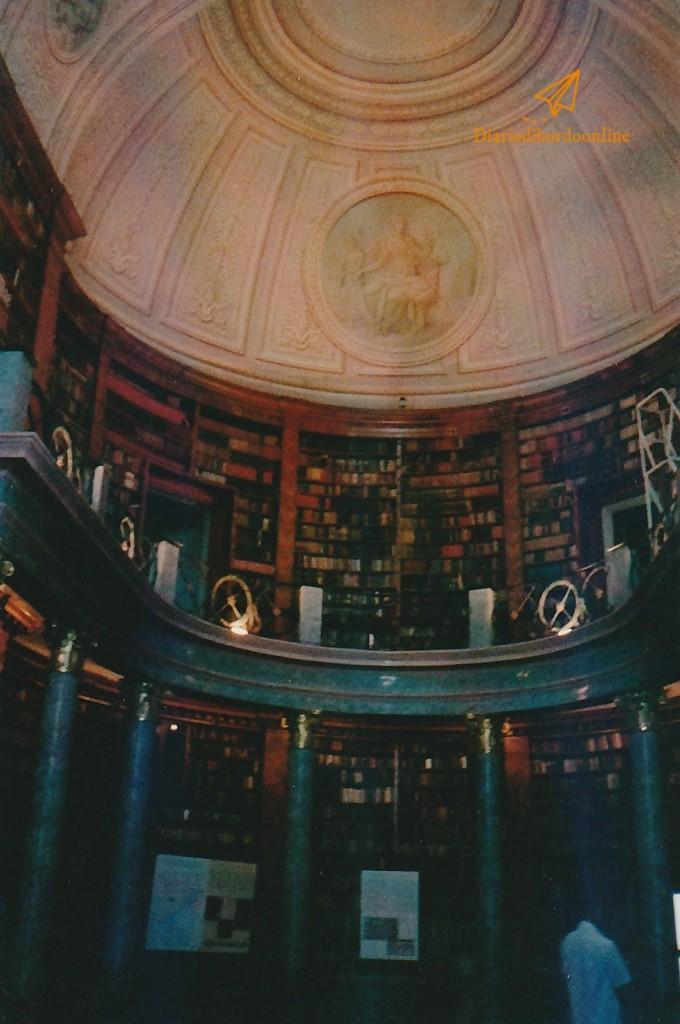 biblioteca nella Abbazia di Pannonhalma