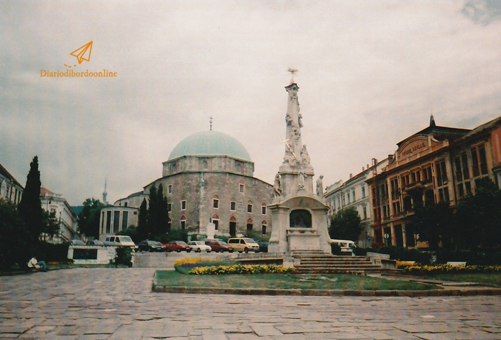 Moschea a Pecs